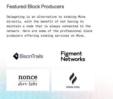 Mina protocol