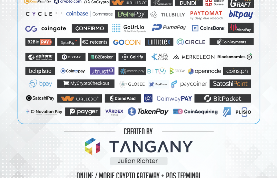 TOP 50 Crypto Payment Service Providers