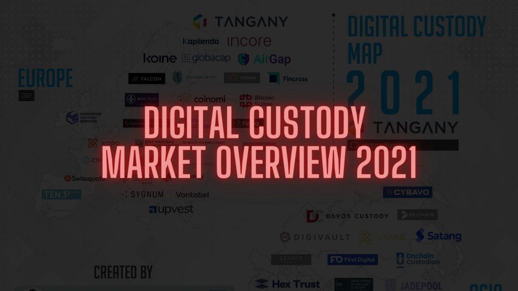 2021 Digital Custody market overview