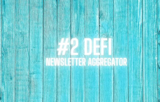 #2 DeFi newsletter aggregator 21.05.2021 by DezentralizedFinance.com