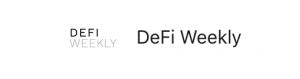 DeFi weekly Logo new