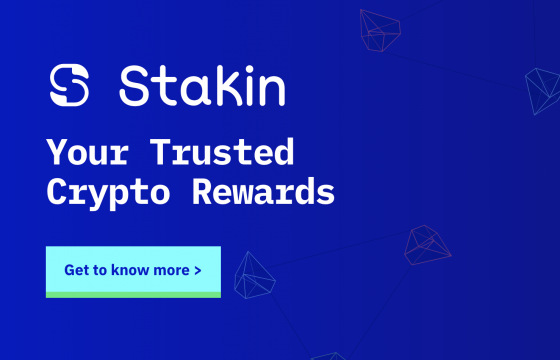 Interview Stakin – Your Trusted Crypto Rewards – Edouard Lavidalle
