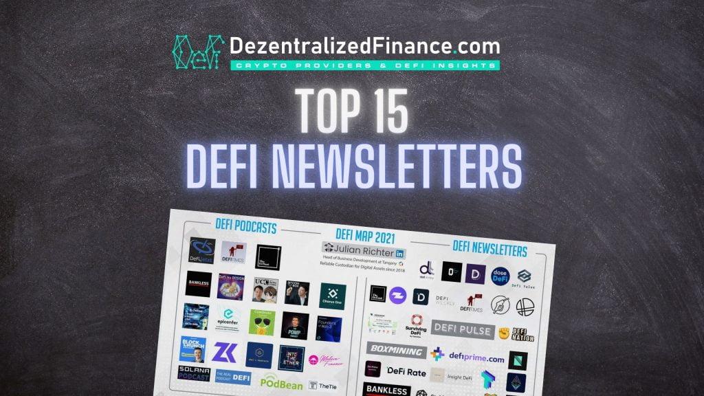 Top 15 DeFi Newsletter