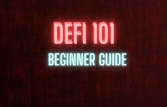 DeFi 101 Beginner Guide
