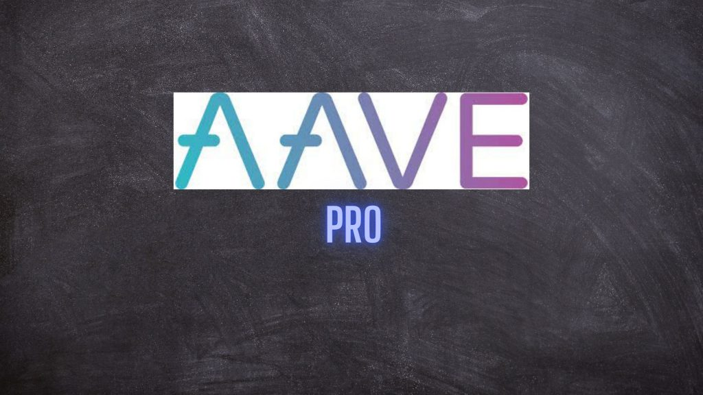 AAVE Pro institutional clients