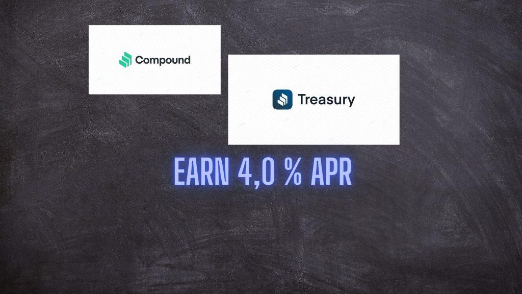 Compound Treasury 4 APR