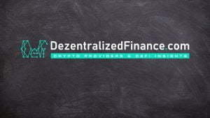 DezentralizedFinance.com Home