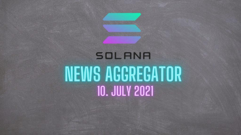 Solana.com News Aggregator