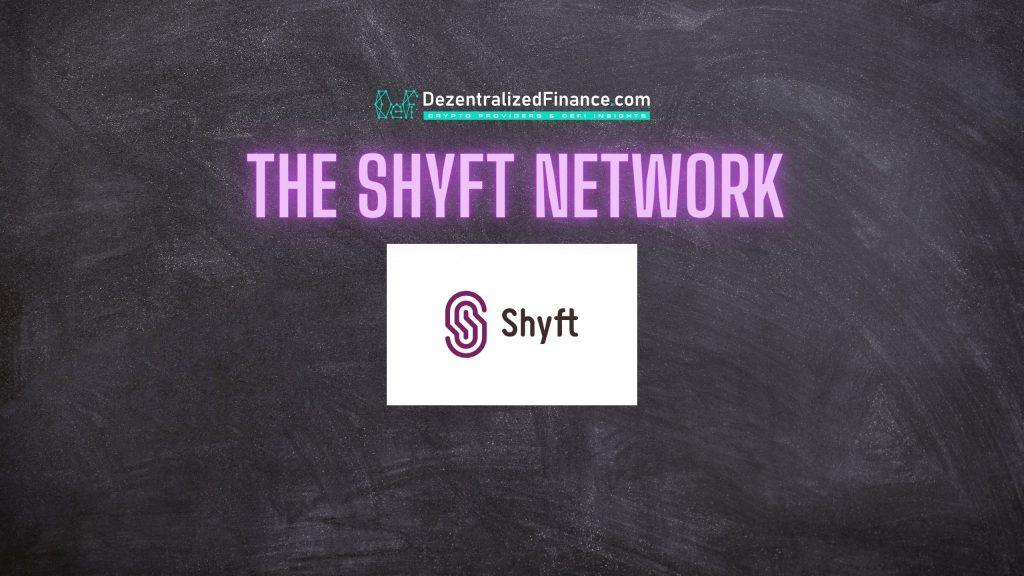 The Shyft Network Logo