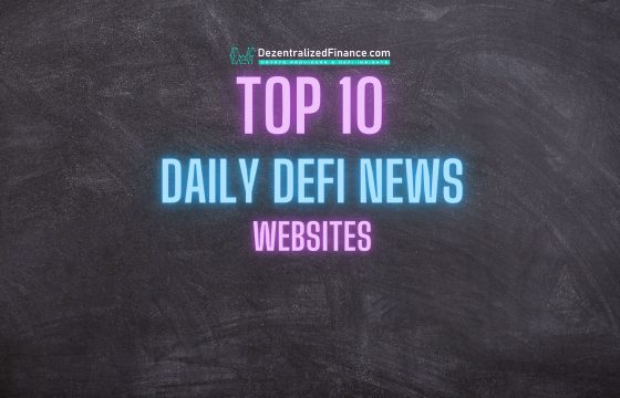 Daily DeFi News – Top 10 Websites