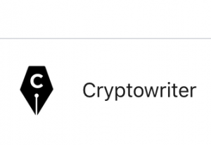Cryptowriter