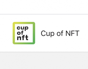 Cup of NFT