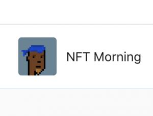NFT Morning