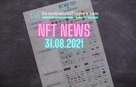 NFT News 30.08.2021