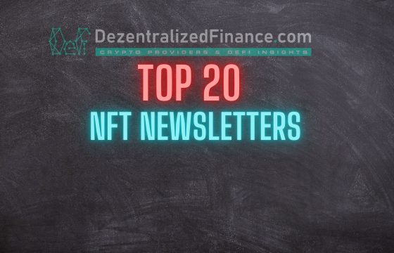 Top 20 NFT Newsletters