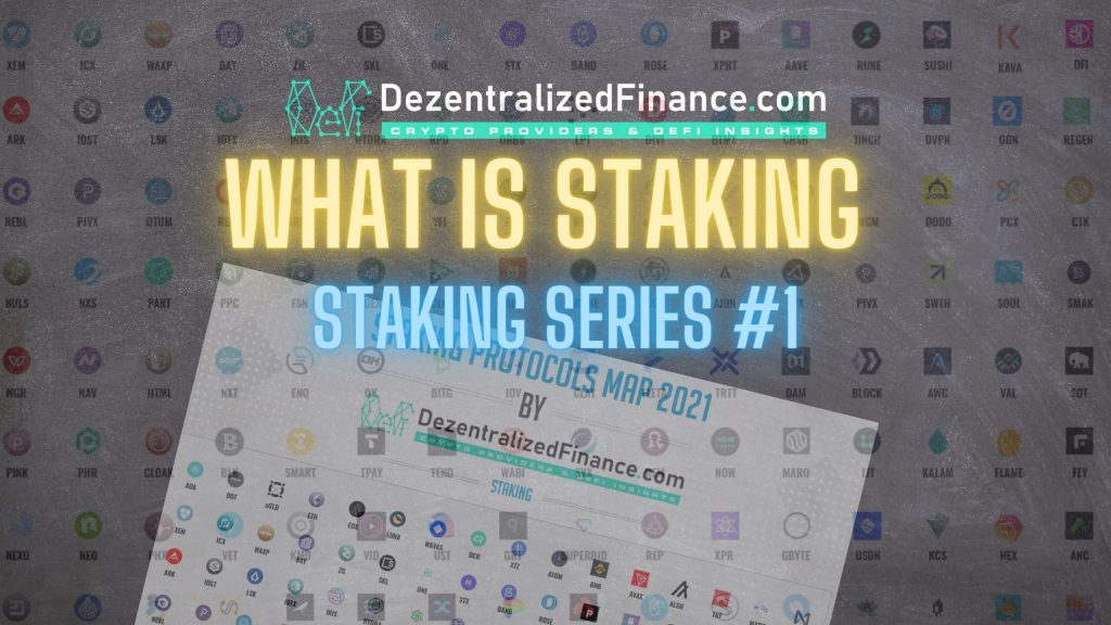 What is Staking?
