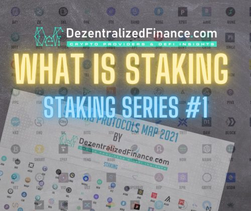 What is Staking | Staking Series 1
