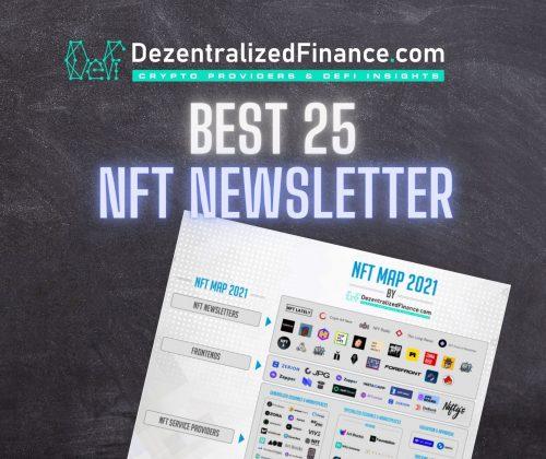 Best 25 NFT Newsletter