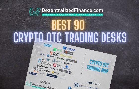 Best 90 Crypto OTC Trading Desks