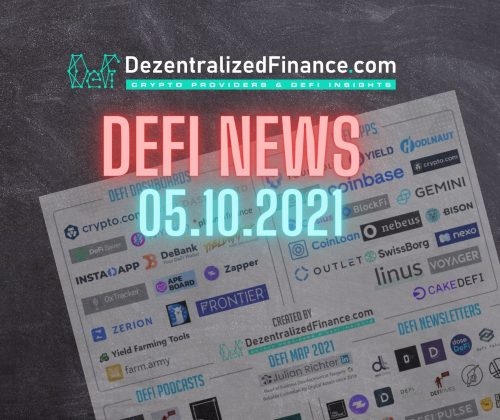 DeFi News 05.10.2021