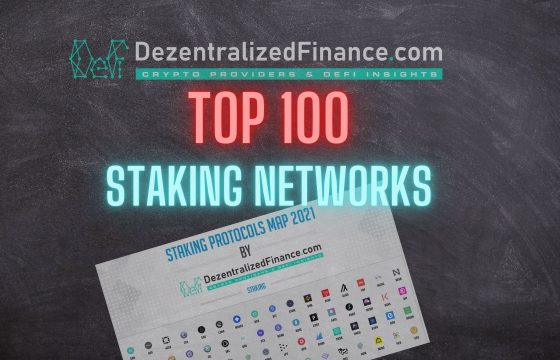 Top 100 Staking Networks